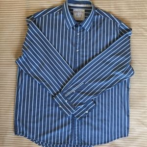 Aeropostale Men's Striped Shirt EUC Size XXL